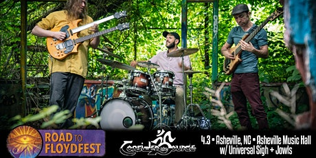 Road to FloydFest - Consider the Source, Universal Sigh & Jowls tickets