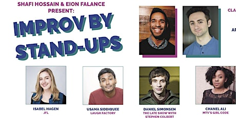 Improv by Standups tickets