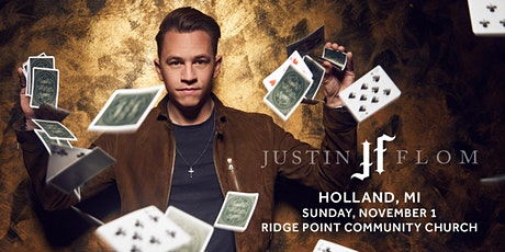 Justin Flom (Holland, MI) tickets