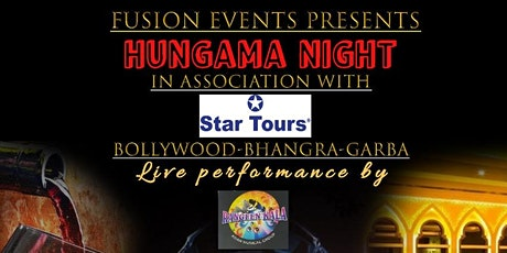 HUNGAMA Night - Dinner and Dance tickets
