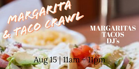 Margarita and Taco Bar Crawl - St. Pete tickets
