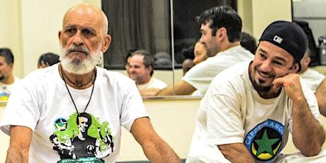 Capoeira Angola Palmares Wednesday Class tickets