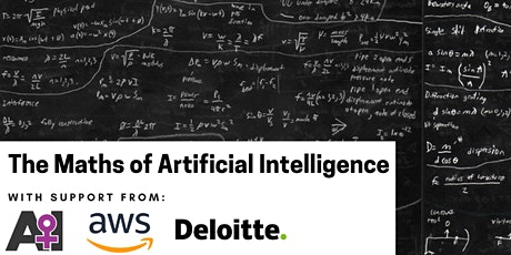 The Maths of Artificial Intelligence - a lecture for high school students tickets