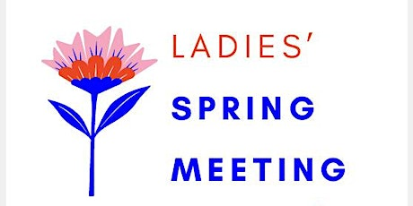 Position 2020 - Ladies' Spring Event - Now Online Event tickets