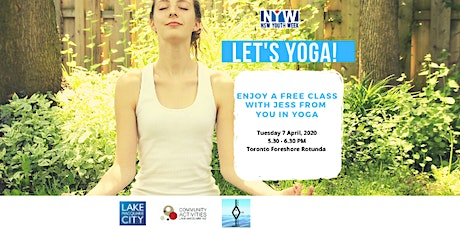 Youth Week 2020 - Free Yoga Workshop tickets
