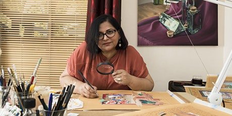 Terra inFirma: Painting miniatures with Fozia Zahid tickets