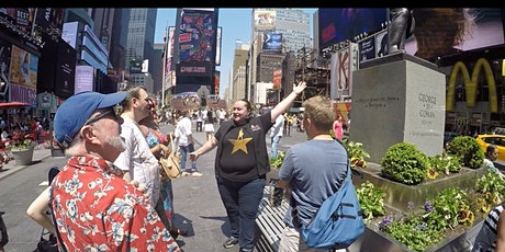 Act 3 - Broadway Extravaganza Musical Theatre Walking Tour tickets