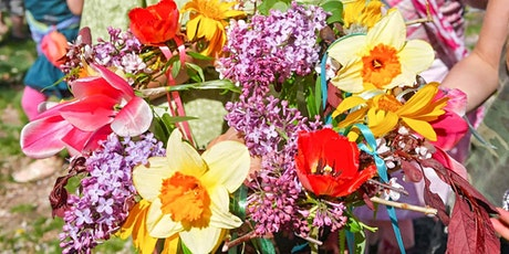 May Day Flower Festival tickets