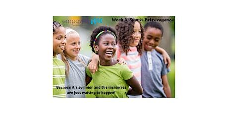EmpowerME Summer Break Camps for School-Aged Kids Wk 4: Sports Extravaganza tickets