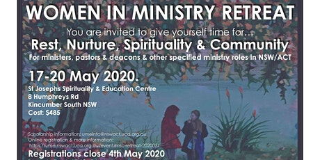 Women in Ministry Retreat 2020 tickets