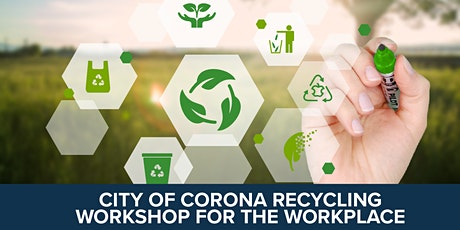 CORONA RECYCLING WORKSHOP FOR THE WORKPLACE tickets