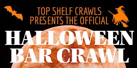 Halloween Bar Crawl - Asheville tickets