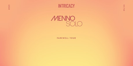 Intricacy ABQ: Menno Solo the Immersive Experience tickets