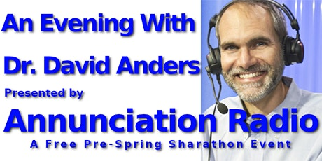 An Evening with Dr. David Anders tickets