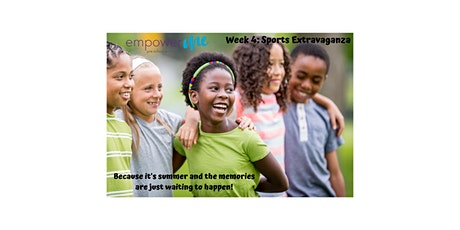 EmpowerME Summer Break Camps for School-Aged Kids- Wk 6: Totally Technology tickets