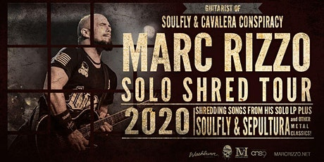 Marc Rizzo of Soulfly tickets