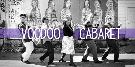 The Voodoo Cabaret w/ Barakemi Band and Namorados Da Lua tickets