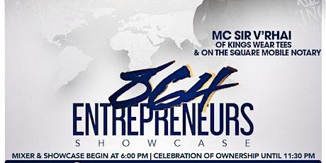POSTPONED  864 Entrepreneur ShowCase tickets