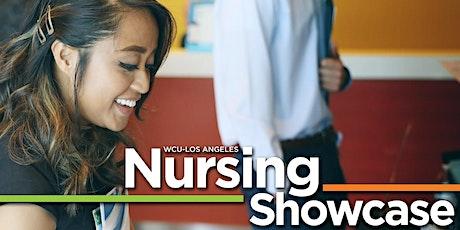 WCU-Los Angeles Nursing Showcase tickets