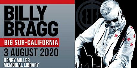 BILLY BRAGG (tickets available via folkyeah.com) tickets