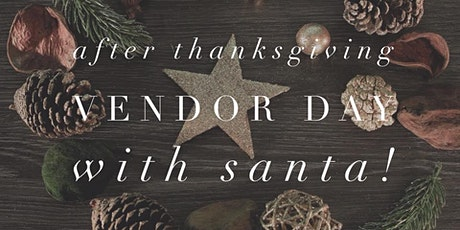 Santa's Sip and Shop on Small Business Saturday! tickets