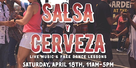 Salsa Y Cerveza - Live Music & Free Dance Lessons tickets
