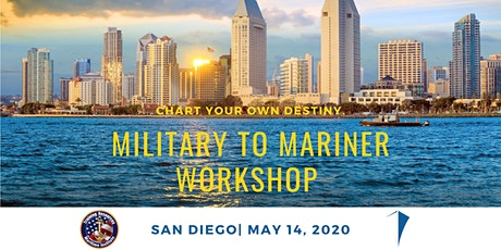 Military to Mariner Free Workshop for Active Duty Personnel tickets