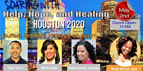 SOARING with Help, Hope, and Healing Houston tickets