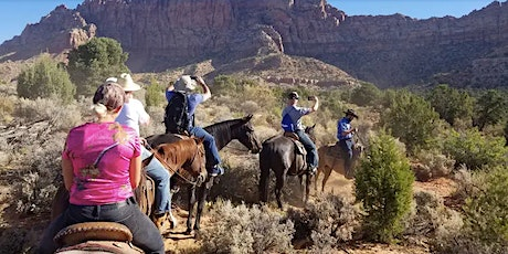 Horse Trail Riding adjacent to Granite Lion Cellars tickets