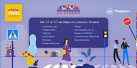 7mo Congreso Peatonal - ENCAMINANDO LA CIUDAD boletos