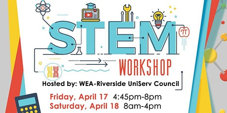 STEM Integration and Inclusionary Practices Training tickets