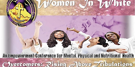 Women In White Empowerment Conference tickets