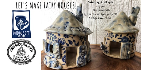 Let's Make Fairy Houses - All Ages - at Drumconrath! tickets