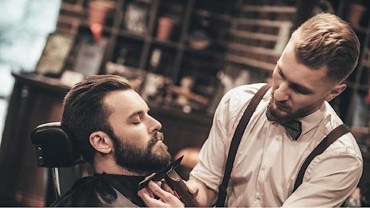 Imagem do evento Curso de barbeiro cabeleireiro Cuiabá