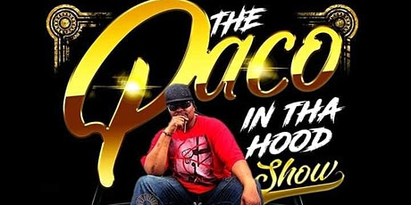 Paco in the Hood Stage Play tickets