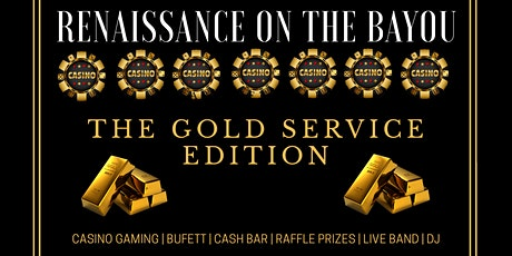 2020 Renaissance on the Bayou- The Gold Service Edition tickets