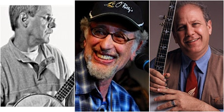 Banjo Masters: Jeff Jaros, Dick Weissman and Pete Wernick tickets