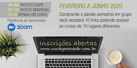 PACOTE DOS CURSOS ONLINE bilhetes
