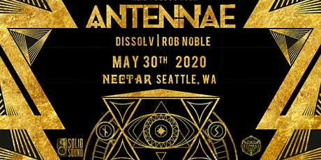 Rescheduled: AN-TEN-NAE with Rob Noble tickets