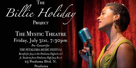 The Billie Holiday Project tickets