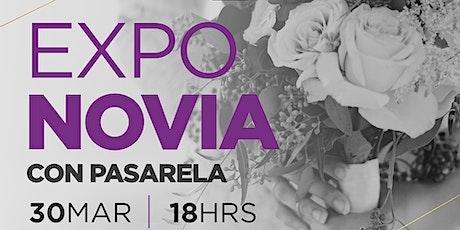 Expo Novia con pasarela boletos