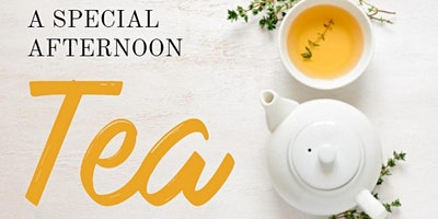 FREE!!!! Afternoon Tea