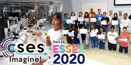 CSES Imagine! Masterclasses: simple machines and bridges tickets