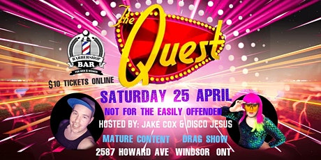 The Quest and  Drag Show tickets