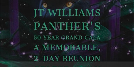 JT Williams Jr. High 50th Year Grand  Gala tickets