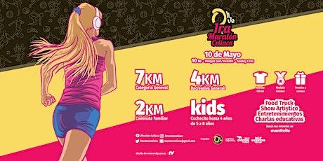 Maraton Celíaca 2020 entradas