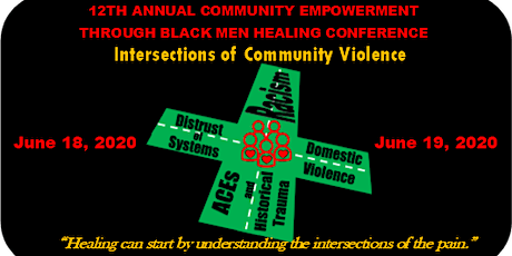 12TH ANNUAL  COMMUNITY EMPOWERMENT THROUGH  BLACK MEN HEALING CONFERENCE tickets