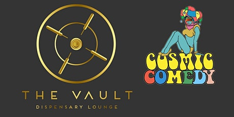 The Cosmic Comedy Showcase at the Vault Lounge - Coachella Valley tickets