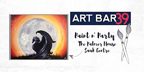 Palmer House Public Event   Art Bar 39   Dragons Moon tickets
