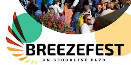 Breezefest tickets